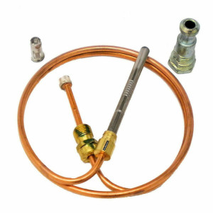 """White Rodgers TC30 30"""" Replacement Thermocouple for Gas Furnaces"""