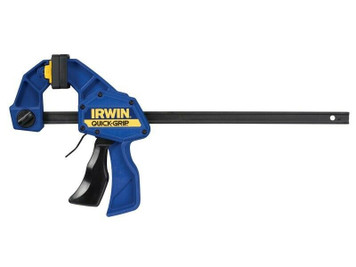 """Irwin 512QCN SL300 - 12"""" One Handed Bar Clamp & Spreader Tool"""