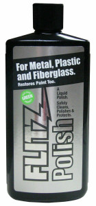Flitz All Purpose Polish for Metal Plastic & Fiberglass 3.4 oz LQ04535