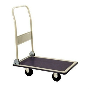 PH1501 Folding Handle Platform Cart / Hand Truck 330 LB Capacity