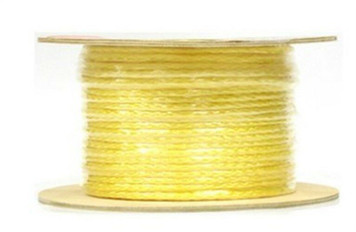 "Mibro Group (The) 644751TV Yellow Braid Rope 1/2""x250'"