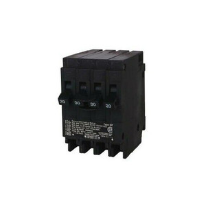 Siemens 30A Double Pole 220A Single Pole Quadplex Circuit Breaker