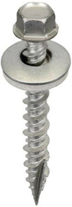 Acorn int'l SW-MW15G250 Bag of 250 Galvanized 1.5 Inch Metal Roofing Screws