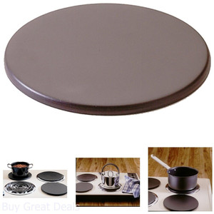 """Nordic Ware 09700  8"""" (Inch) Heat Tamer Burner Plate for Electric & Gas Stoves"""