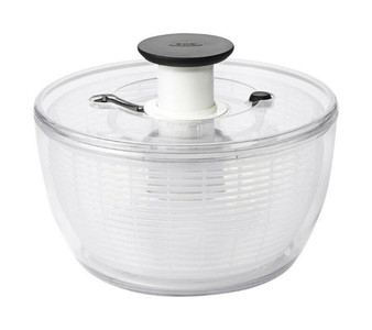 Oxo International 32480 Large Clear Good Grips Salad Spinner