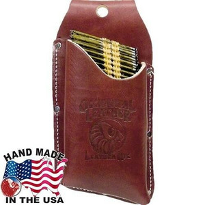 Occidental Leather 5545 Leather Nail Strip Holder
