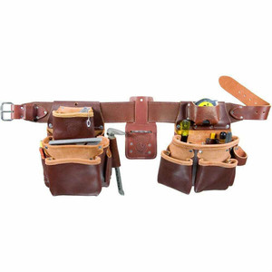 Occidental Leather 5080DBSM Pro Framer Set w/ Double Outer Bags Size SM