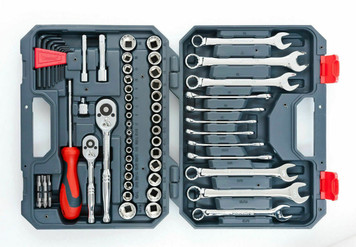Crescent CTK70MP 70 Piece Mechanics Tools Set w/ Case