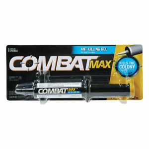 Combat 97306 Indoor/ Outdoor Ant Killing Gel 1oz Syringe