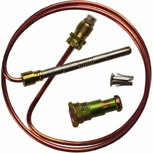 "White Rodgers TC36 36"" Replacement Thermocouple for Gas Furnaces"