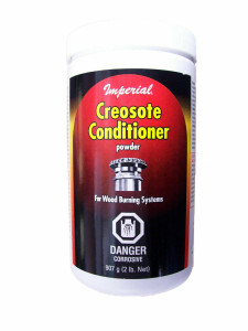 Imperial Creosote Conditioner 2 lb Powder for Wood Burning Systems