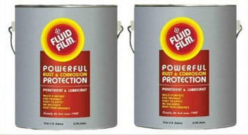 Fluid Film NAS1 (2) 1 Gallon Pail Rust Corrosion Protection Liquid Lubricant