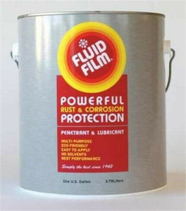 Fluid Film NAS1 1 Gallon Pail Rust Corrosion Protection Liquid Lubricant