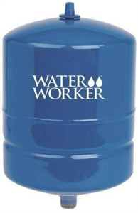 Water Worker HT-2B 2 Gallon PreCharged In Line Pressure Tank