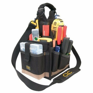 CLC Custom LeatherCraft 1526 23 Pocket Electrical & Maintenance Tool Pouch