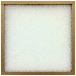 """12 Pack 14"""" x 20"""" x 1"""" Disposable Flat Panel Furnace Filters"""