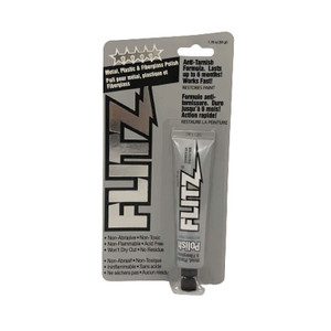 Flitz BP03511 1.76oz Polish Metal, Plastic, Fiberglass Cleaner