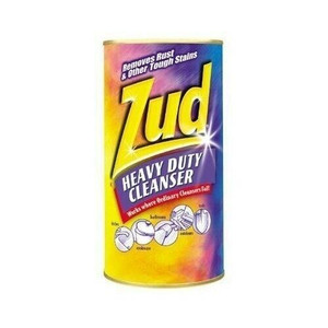 ZUD Cleaner Powder Rust & Stain Remover (Lot of 6 16oz) 540916-06