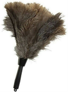 "Unger 18"" Professional Quality Ostrich Feather Duster 92140"