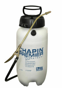 Chapin 21220XP Premier 2 Gallon Poly Lawn Yard Garden Farm Sprayer
