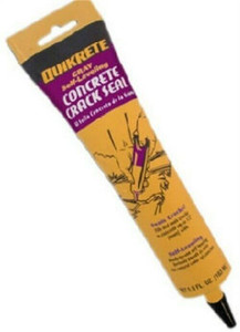 Quikrete - 5.5oz Gray Self-Leveling Concrete Crack Sealant (864015)