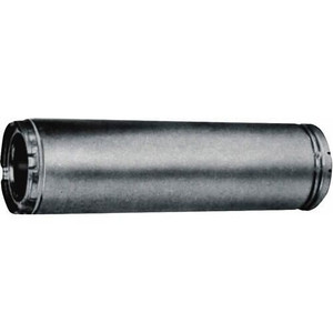 """American Metal 8"""" x 36"""" Insulated Triple Wall Chimney Stove Pipe"""