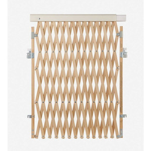 "North State Supergate Wood Expandable Swing Gate Expandable 24"" to 60"""