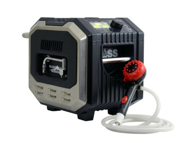 Mr Heater F235350 BaseCamp B.O.S.S XCW20 Instant Hot Water Portable Shower