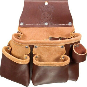 Occidental Leather 5017DB 3 Pouch ProTool Bag