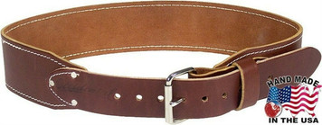 "Occidental Leather  3"" Leather HD Ranger XX-Large 57.5"" Work Belt"