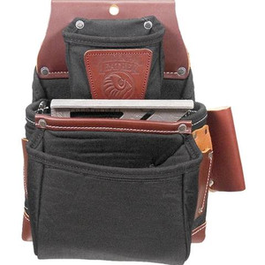 Occidental Leather B8060 OxyLights 3 Pouch Tool Screw Fastener Bag