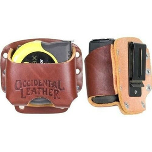 Occidental Leather 5046 Clip on Large Tape Holster Belt Accessory