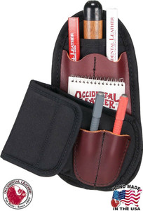 Occidental Leather 8578 Clip On Stronghold Essentials Gear Pocket
