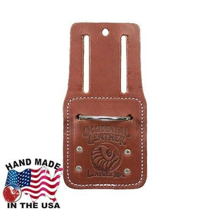 Occidental Leather 5012 Hammer Holder with Steel Hardware