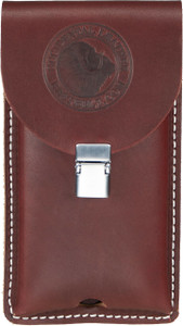 Occidental Leather 5328 Clip-On Leather Phone Holster LG.