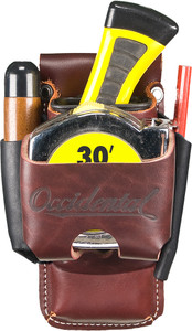 Occidental Leather 5523  Clip On 4 In 1 Tool Tape Holder w Tool Shield
