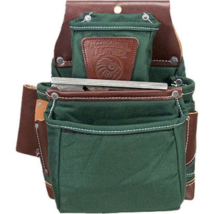 Occidental Leather 8060LH Oxylight Left Hand 3 Pouch Tool Fastener Bag