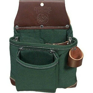 Occidental Leather 8017 Oxylights 3 Pouch Tool Bag Holder Organizer