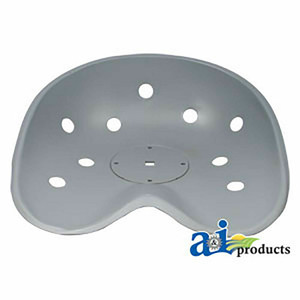 8N400 New Steel Non Flip Pan Seat for Ford/New Holland Tractors 600 & 800 Series