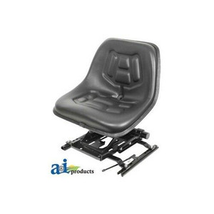 Case International Suspension Tractor Seat Model 528738R91, 527826R91