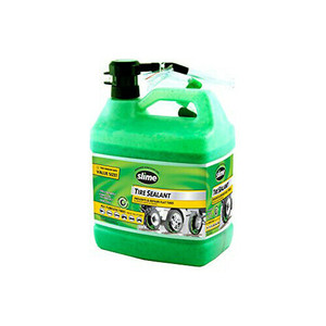 Slime SDSB-1G/02 One Gallon Value Size Super Duty Tire Sealant w/ Pump