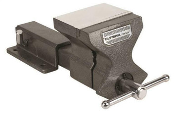 """Olympia Tools 38-652 Spindle And Handle 6"""" Workbench Hitch Vise"""