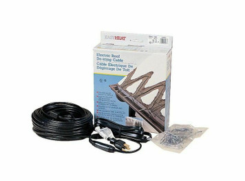 Easy Heat ADKS-400 - 80' Roof & Gutter De-Icing Cable