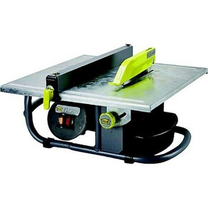 """M-D Building Products 48190 Portable 7"""" 3/4 HP Fusion Wet Saw"""