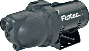 Flotec FP4012-10 Jet Pump 1/2 HP Shallow Well Pump