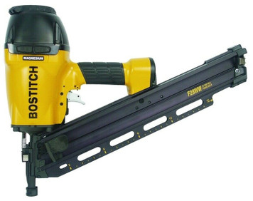 BOSTITCH F28WW 2-inch to 3-1/2-inch Framing Nailer with Magnesium Housing