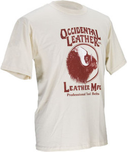 Occidental Leather 5058M Medium Oxy T-Shirt
