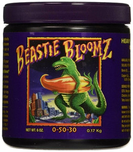 FoxFarm Beastie Bloomz Fertilizer - 6oz. 501319