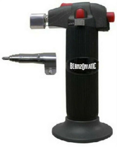 Bernzomatic ST2200 3 in 1 Micro Flame Butane Torch Kit
