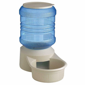 Pet Lodge 157803 16 Pound Chow Tower Deluxe Pet Feeder